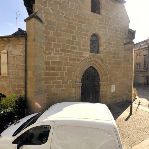Chapelle Saint-Libéral - Attraction touristique - Brive-la-Gaillarde