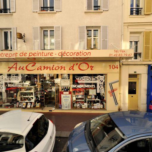 Au Camion D Or - Encadrement - Saint-Maur-des-Fossés