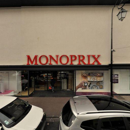Monoprix - Supermarché, hypermarché - Saint-Maur-des-Fossés