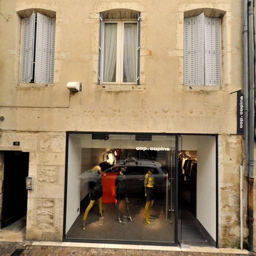 Cop-Copine - Vêtements femme - Bourg-en-Bresse