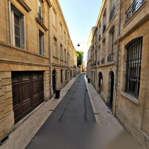 Hôtel de Ruat - Attraction touristique - Bordeaux
