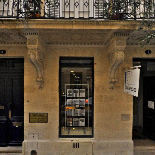 Devco France - Transactions pour le commerce et l'industrie - Bordeaux