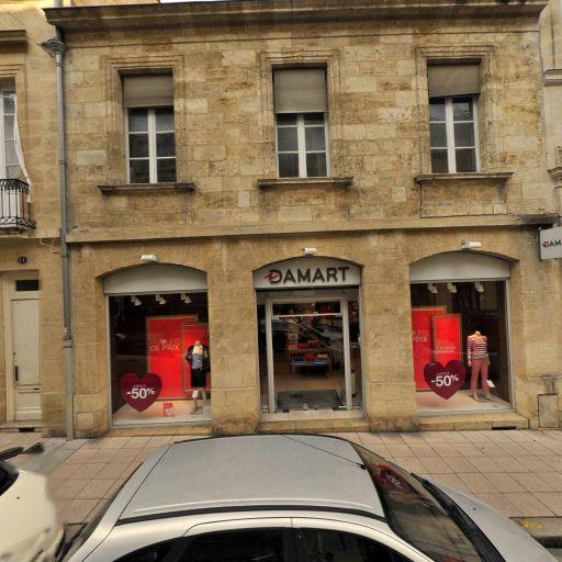 Damart Bordeaux - Vêtements homme - Bordeaux