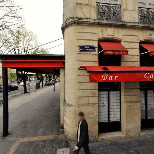 Hôtel Gradis - Attraction touristique - Bordeaux