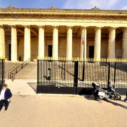 Palais de justice - Attraction touristique - Bordeaux