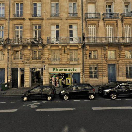 Pharmacie du Grand Théâtre - Pharmacie - Bordeaux