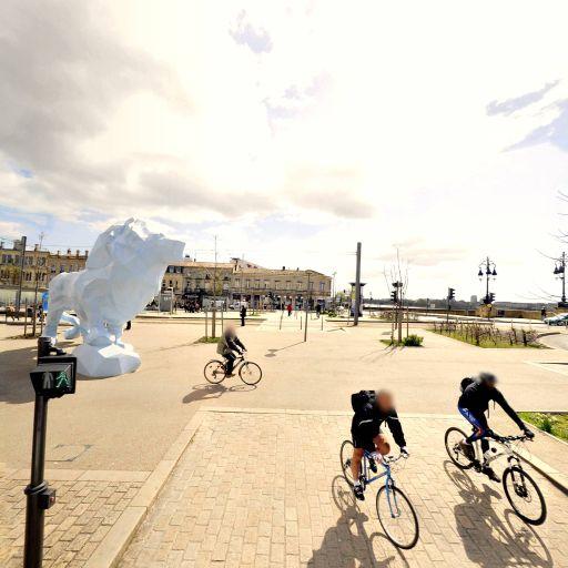 Place de Stalingrad - Attraction touristique - Bordeaux