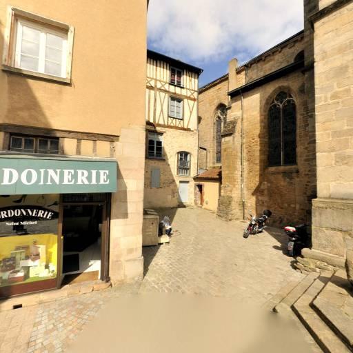Église Saint-Michel-des-Lions - Attraction touristique - Limoges