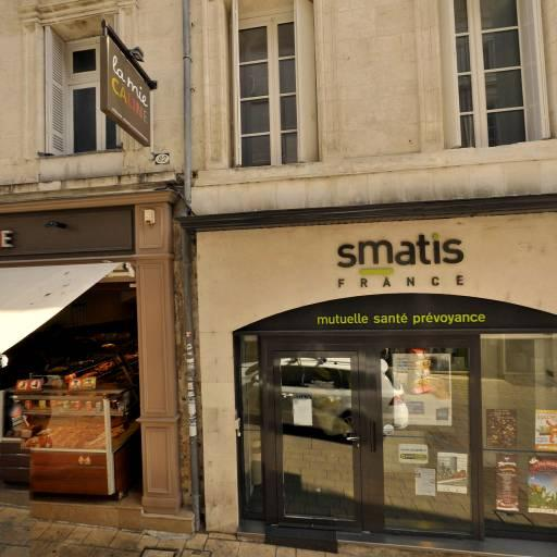 Mutuelle Smatis France - Mutuelle - Angoulême