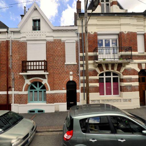 Dumont Robert - Courtier en marchandises - Arras