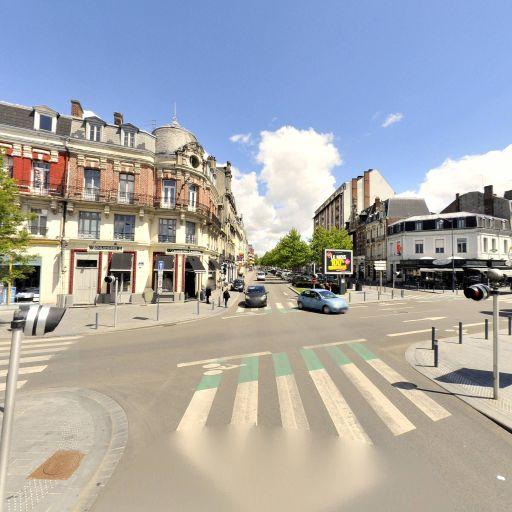 Banque Privée Bpe - Banque - Arras