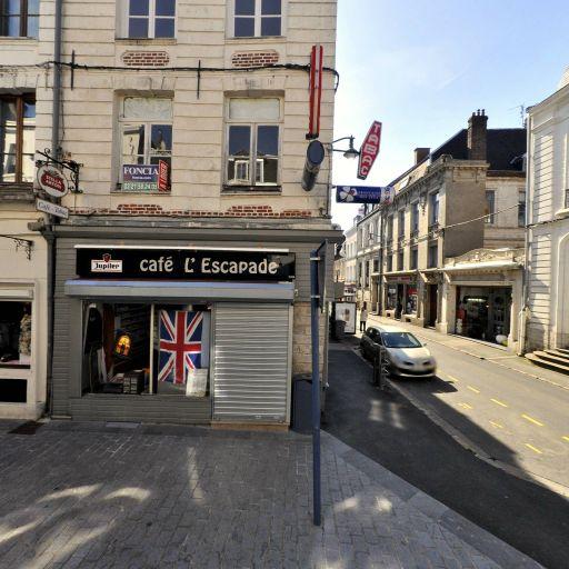 Bourgain Vassia - Café bar - Arras