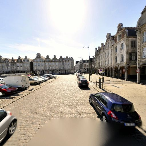 Parking Grand Place - Parking - Arras