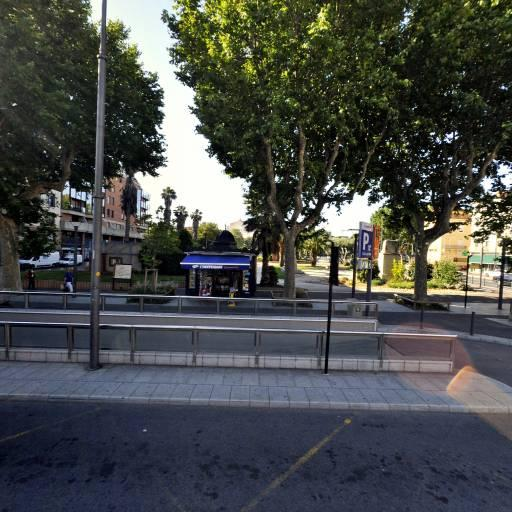 Catalogne - Parking public - Perpignan