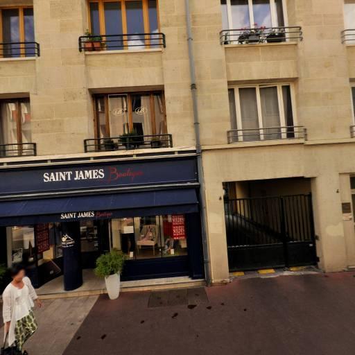 Saint James Boutique - Vêtements homme - Rouen