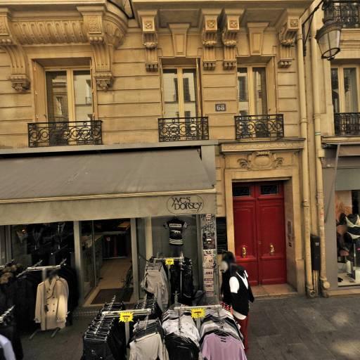Emma - Lingerie - Paris