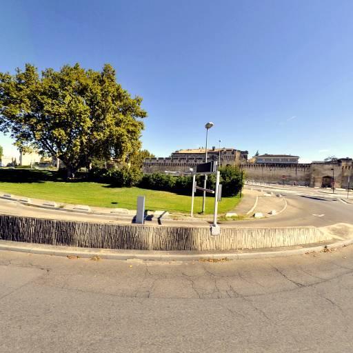 Oratoire - Parking public - Avignon