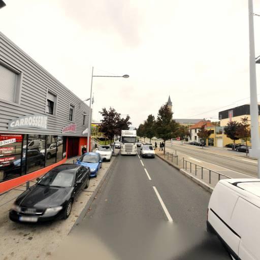 Espace carosserie buire garage automobile 9 boulevard louis loucheur 63000 clermont ferrand - Garage land rover clermont ferrand ...