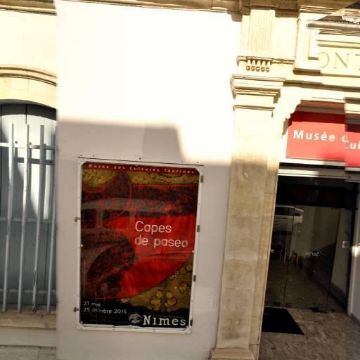 Musée des Cultures taurines - Attraction touristique - Nîmes