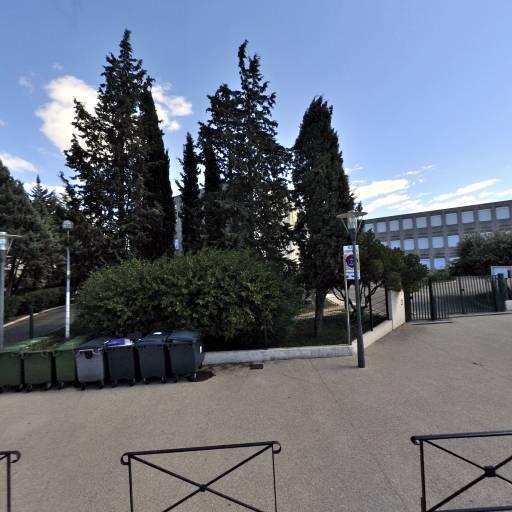 Collège Capouchiné - Infrastructure sports et loisirs - Nîmes