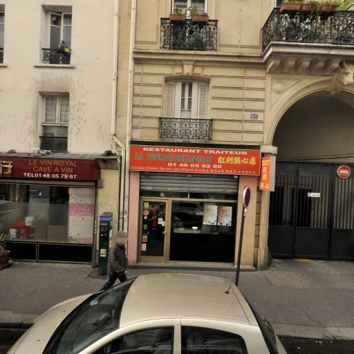 Perinetti Virginie - Avocat - Paris
