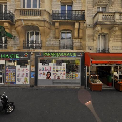 Selarl Paris - Pharmacie - Paris