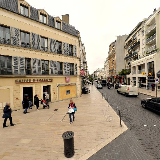 Caisse D'Epargne Ile De France - Banque - Vincennes