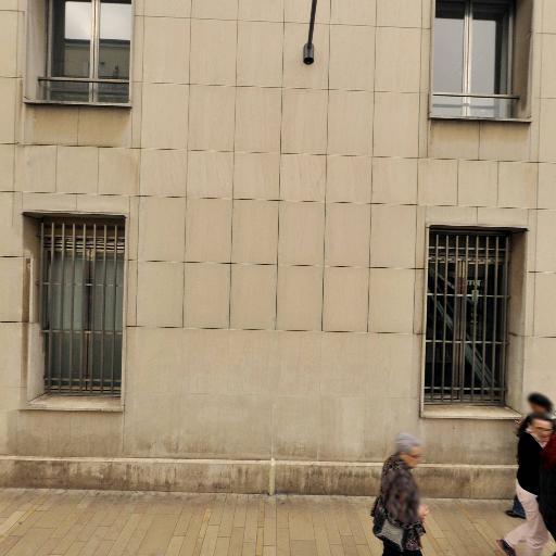 Bureau D'Accueil Et D'Information - Banque - Vincennes