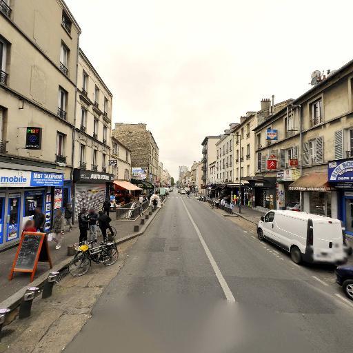 Mobarek Ali - Photographe de portraits - Montreuil
