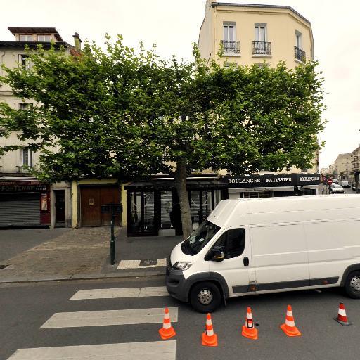 Maison Lecorvaisier C.R.S. - Boulangerie pâtisserie - Vincennes