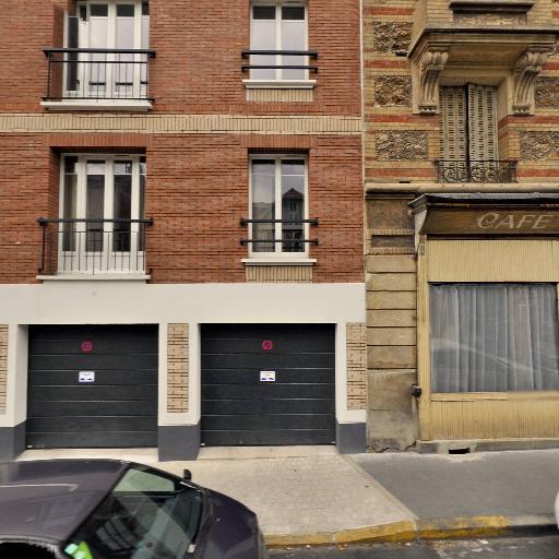 Ribette Laëtita - Club de sport - Vincennes