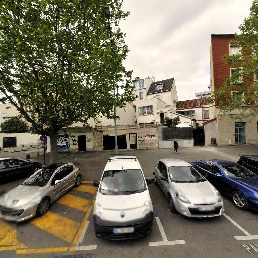 Parking Avenue Paul Langevin - Parking - Montreuil