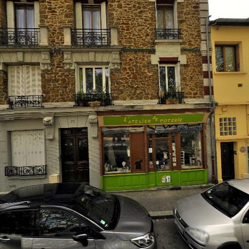L'Atelier De Poterie - Cours d'arts graphiques et plastiques - Montreuil