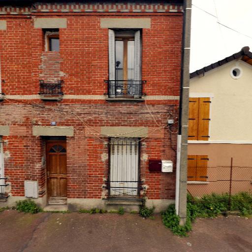 Pegard Daniele - Photographe de portraits - Montreuil