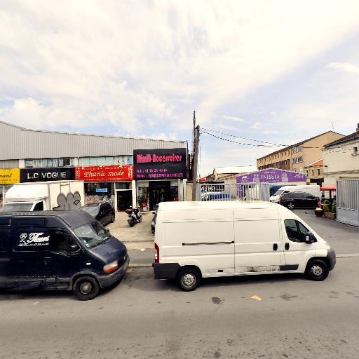 Inissia - Import-export - Aubervilliers