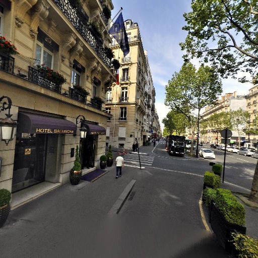 Carte Blanche - Hôtel Sofitel Baltimore Paris Tour Eiffel - Hôtel - Paris