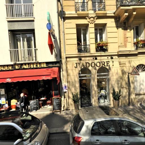 Le Bouquet d'Auteuil - Café bar - Paris
