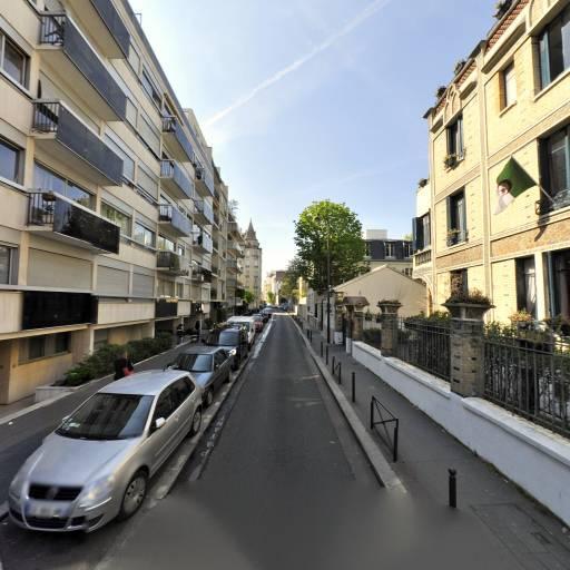 École Internationale Algérienne - École primaire publique - Paris