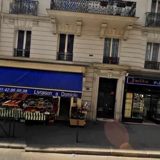 Miss Julie Nails - Manucure - Paris