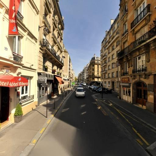 Ribera Eiffel - Restaurant - Paris