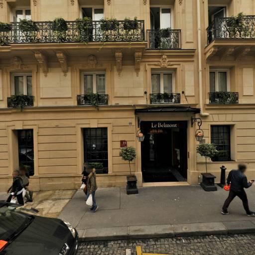Le Belmont Paris - Café bar - Paris