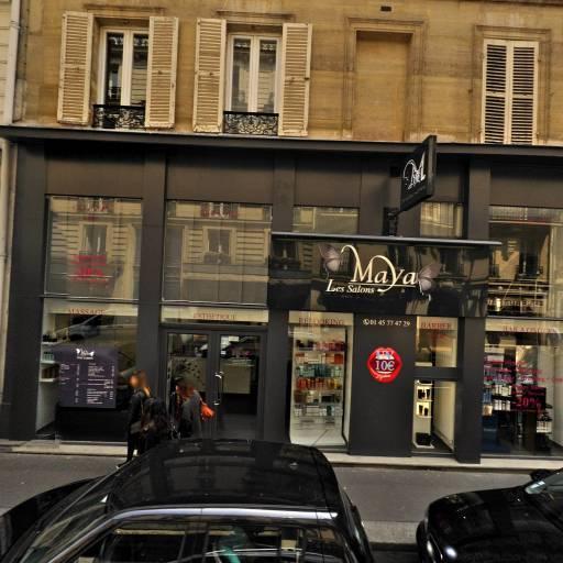 Les Salons M - Coiffeur - Levallois-Perret