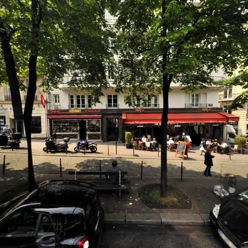 Mac Mahon - Parking public - Paris