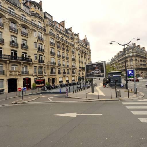 Wagram Courcelles - Parking public - Paris
