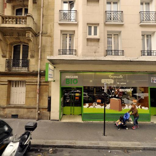 Biocoop Paris 17 - Magasin bio - Paris