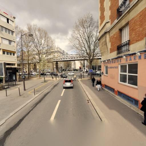 Buchard - Location d'automobiles de tourisme et d'utilitaires - Paris