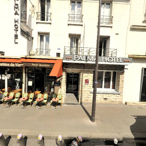 Hotel Palma - Hôtel - Paris