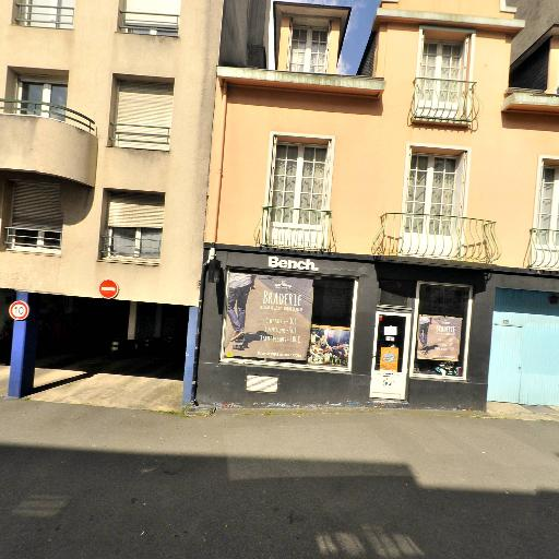 Parking Branda - Parking - Brest