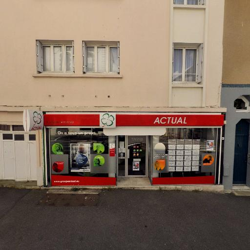 Actual - Agence d'intérim - Brest
