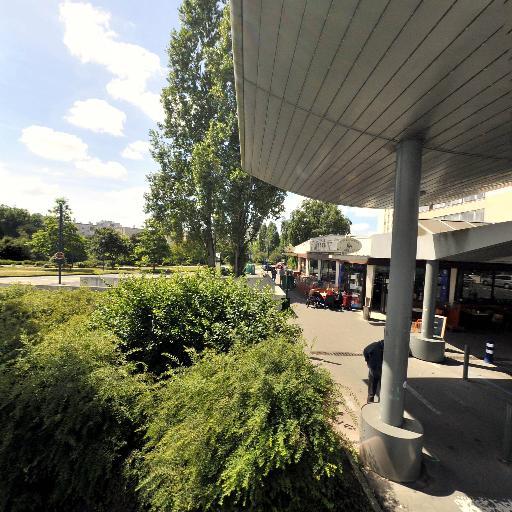 Parking Napoléon III - Parking - Brest